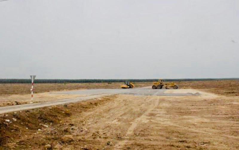 Giá đất thu hồi làm sân bay Long Thành bồi thường cao nhất hơn 5 triệu đồng/m2