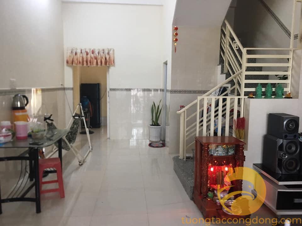 Nhà ở xã hội hoàn công KDC Tràng An