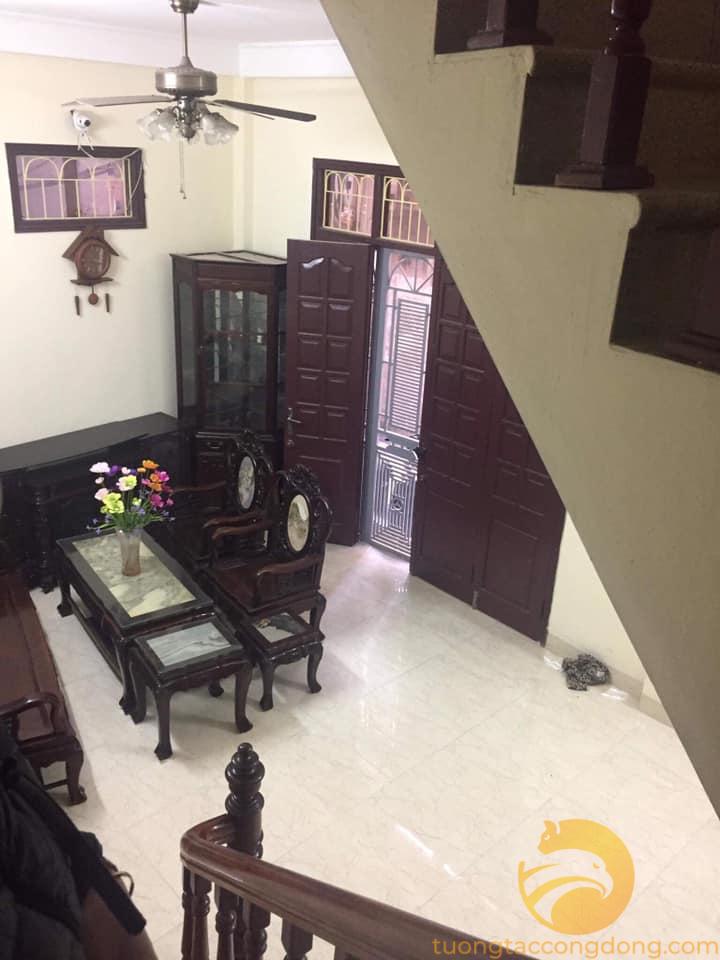Bán nhà 30m2 xây 4 tầng ngõ 125 phố Trương Định đường thoáng