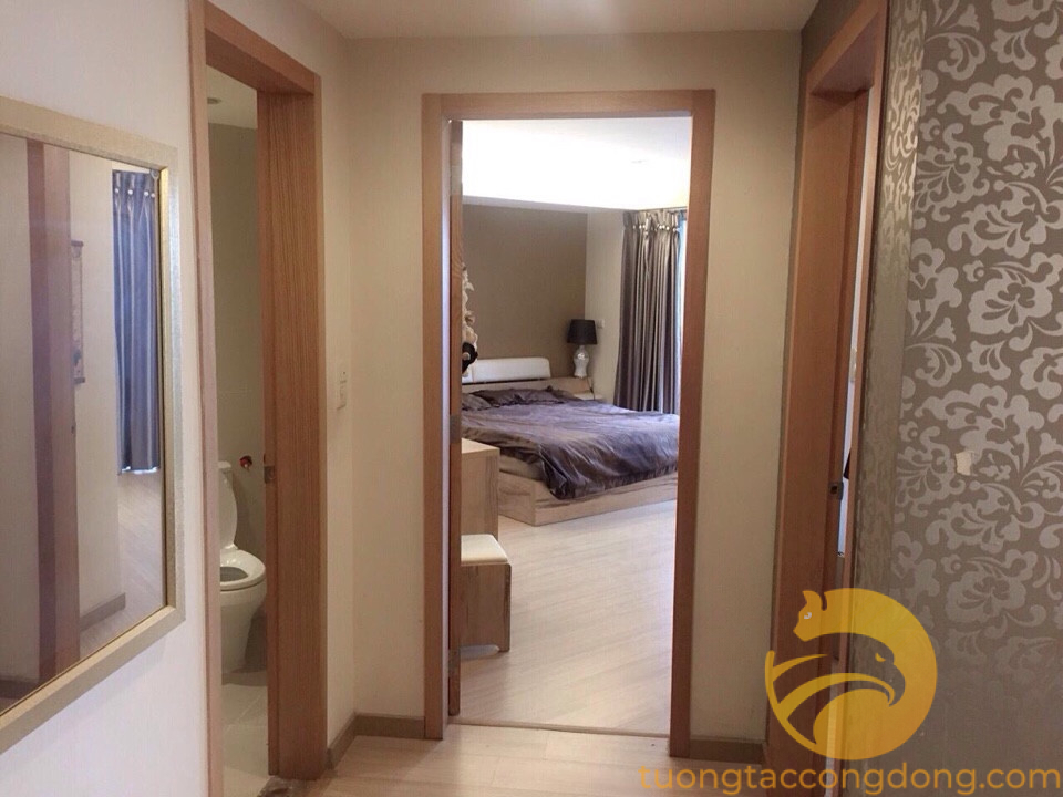 Bán căn hộ 138m2 Imperia Garden 4 phòng ngủ có nội thất