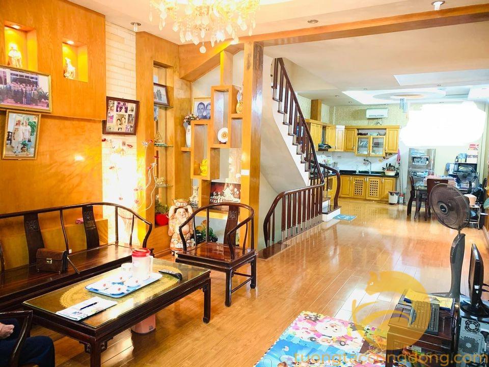 Hoàng Cầu - bán nhà 60M 6 tầng 8 tỷ Gara kinh doanh