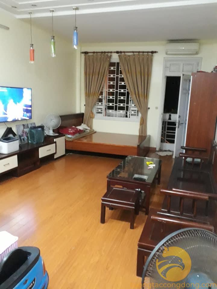 Ngõ 3 oto tránh ở Định Công Thượng, bán nhà đẹp 5 tầng.