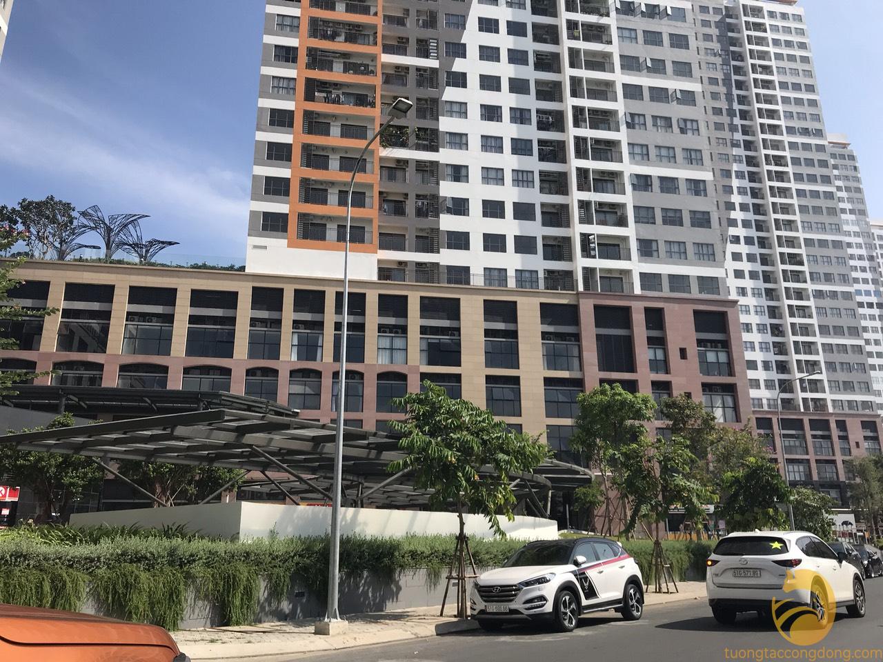 Bán căn hộ mặt tiền mai chí thọ quận 2 - Tp. Hồ Chí Minh