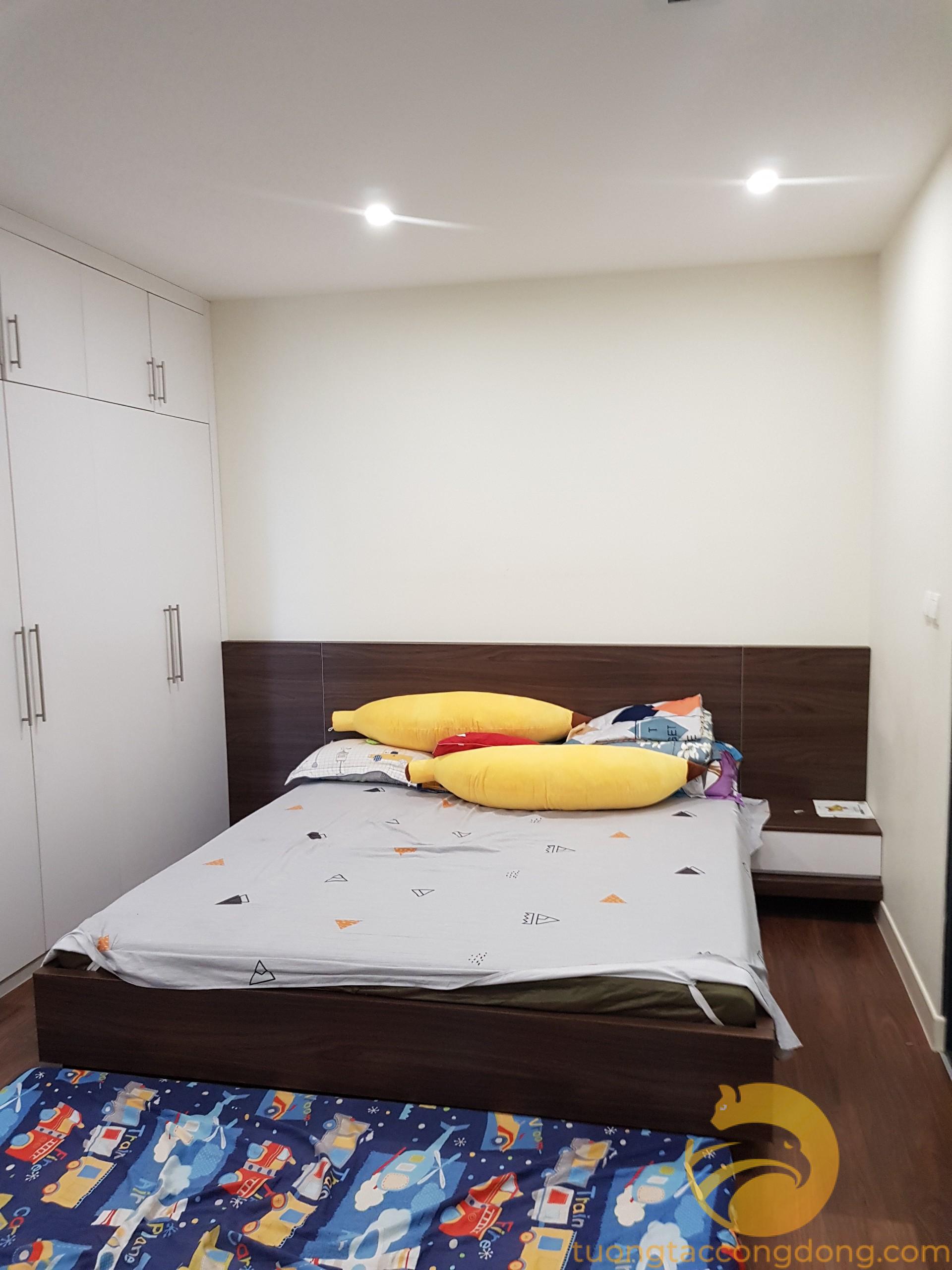 Bán căn góc 3 phòng ngủ 135m2, rộng nhất Imperia Garden