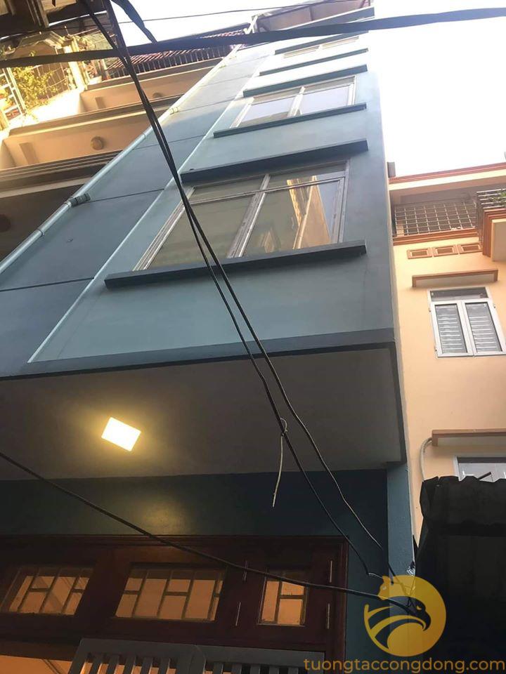 Nhà Trương Định Hoàng Mai nhà đẹp 5 tầng 45m2 giá rẻ bất ngờ