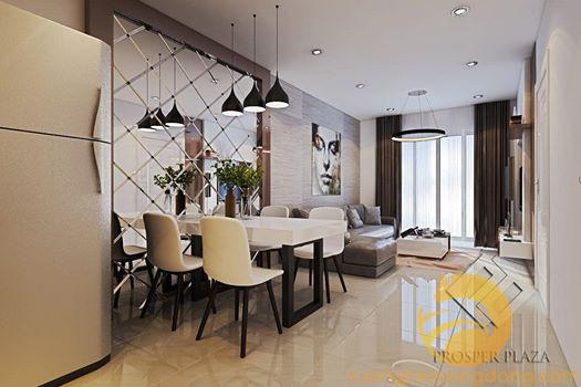 Chính chủ kẹt tiền bán gấp căn hộ Prosper Phan Văn Hớn