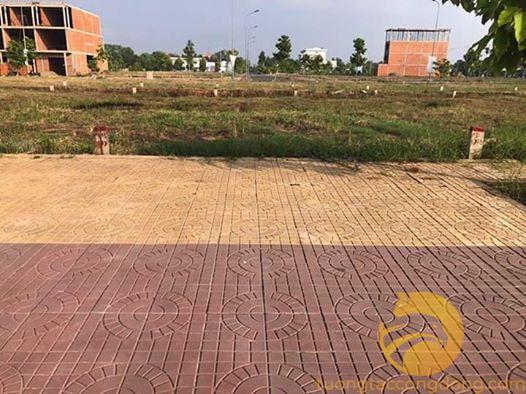 Bán nền Bốn Tổng Một Ngàn ngay huyện Vĩnh Thạnh diện tích 525m2