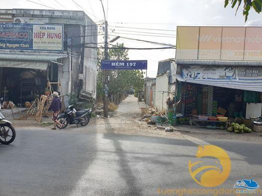 Bán lô đất 273m2 phường Vĩnh Quang diện tích 273m2 đất ở 100%