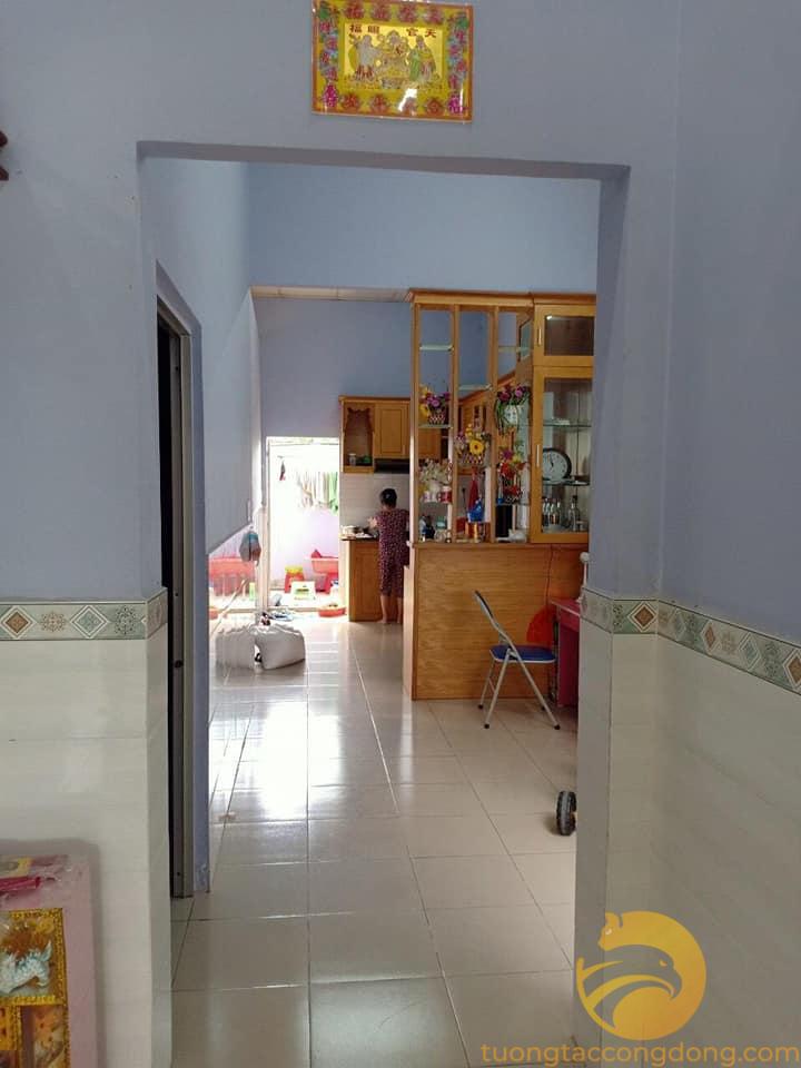 Tiễn đi căn nhà xinh cấp 4 phường Phú Hòa, đường 5m